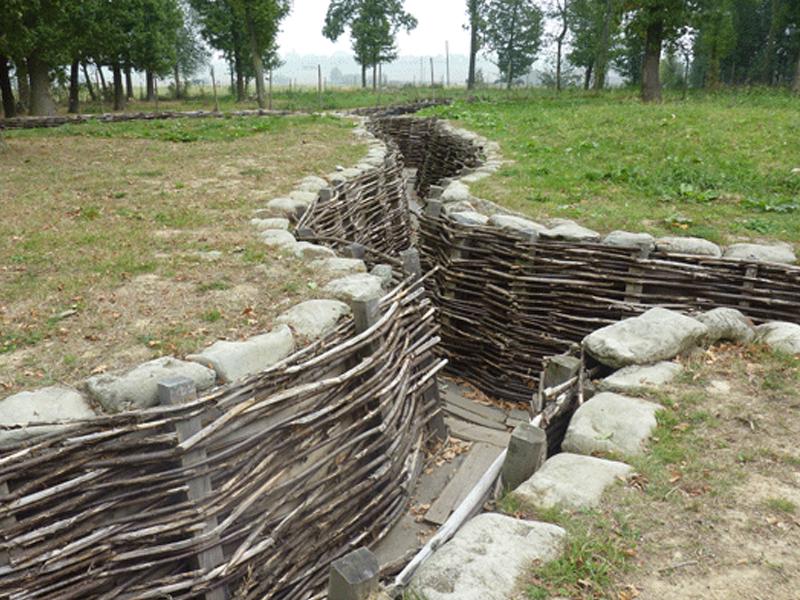 Battlefield sites
